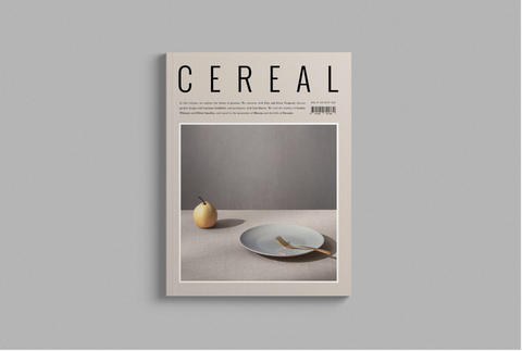 Cereal no.17 | travel & style magazine