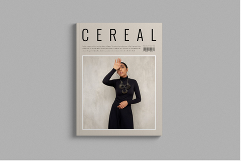 Cereal no.18 | travel & style magazine