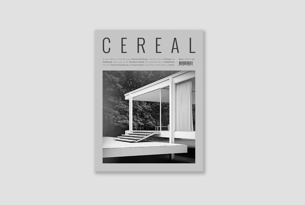 Cereal no.14 | travel & style magazine