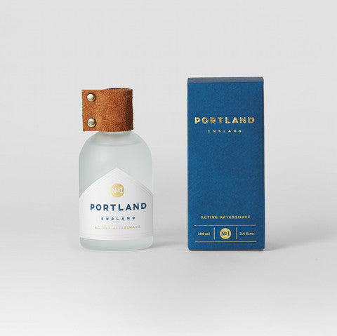 Portland Active Aftershave