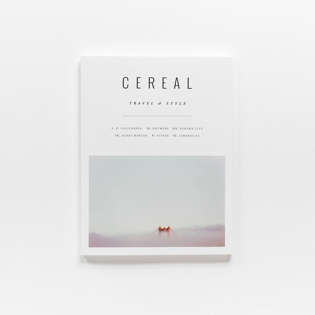 Cereal no.10 | travel & style magazine