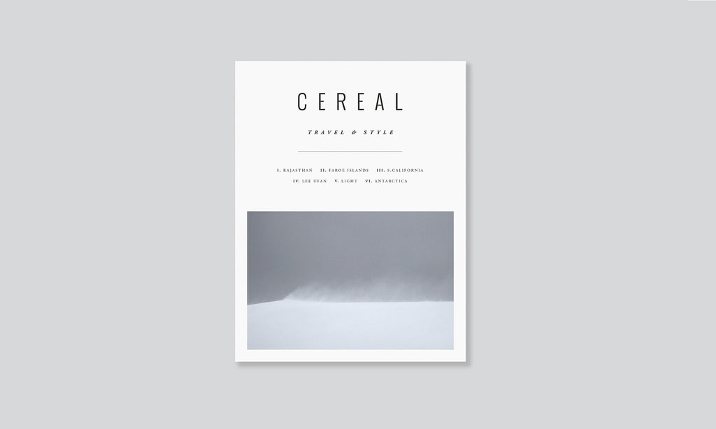 Cereal no.12 | travel & style magazine