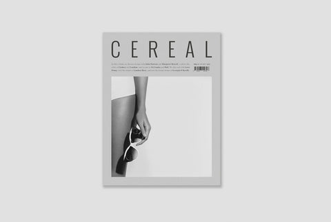 Cereal no.13 | travel & style magazine