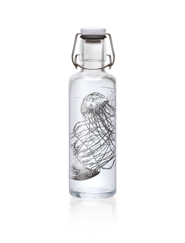Trinkflasche Jellyfish in the bottle 0.6L