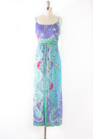 Emilio Pucci Lounge Dress l M/L