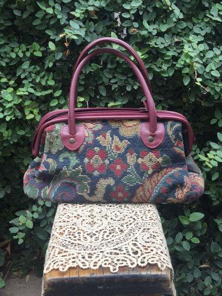 Smithsonian Tapestry Handbag