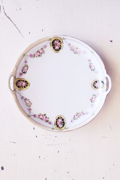 Antique Nippon Dish