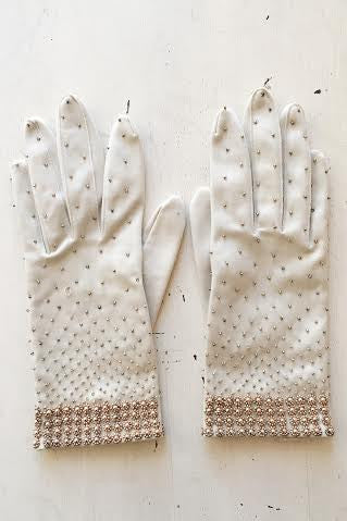 1960's Gild the Lily Gloves