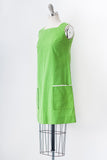 1960's Gidget Shift Dress | S