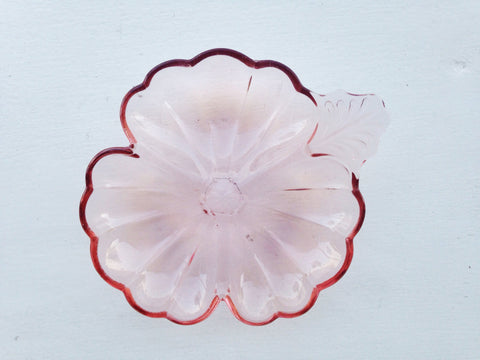 1930's Depression Glass Candy Dish