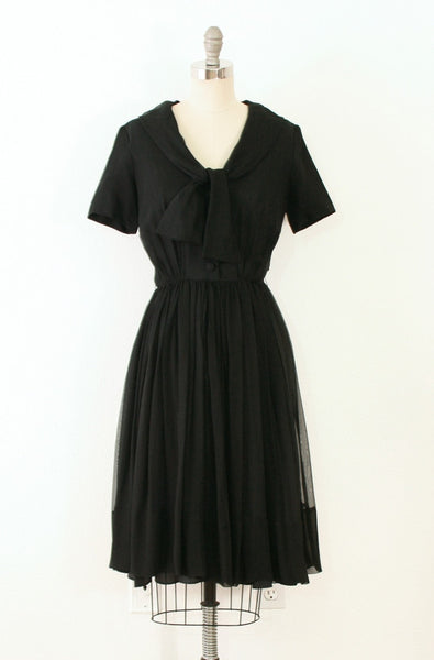 1950's Sophisticated Miss LBD