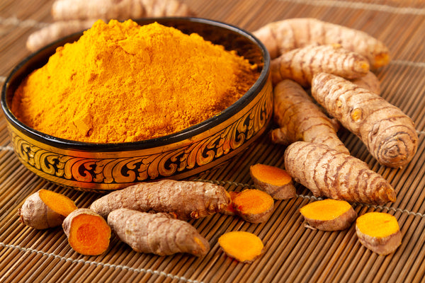 Turmeric or Curcumin... What Is The Difference?