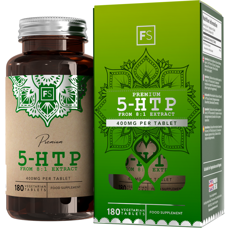 5-HTP (400mg) Tablets