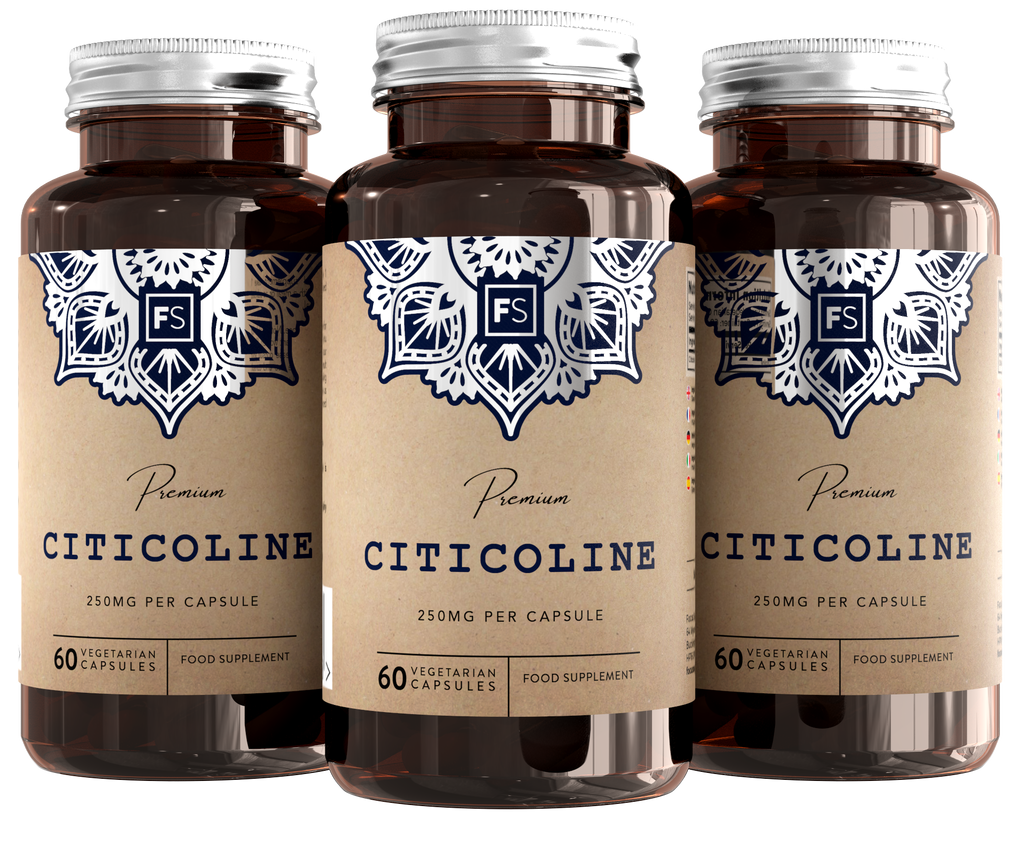 Citicoline (250mg) Capsules or Powder