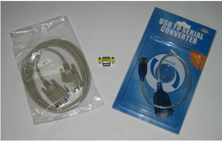 Serial Cable Set for GI-3000/4000