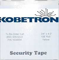 Security Tape