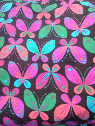 Butterfly Cotton Lycra 13oz