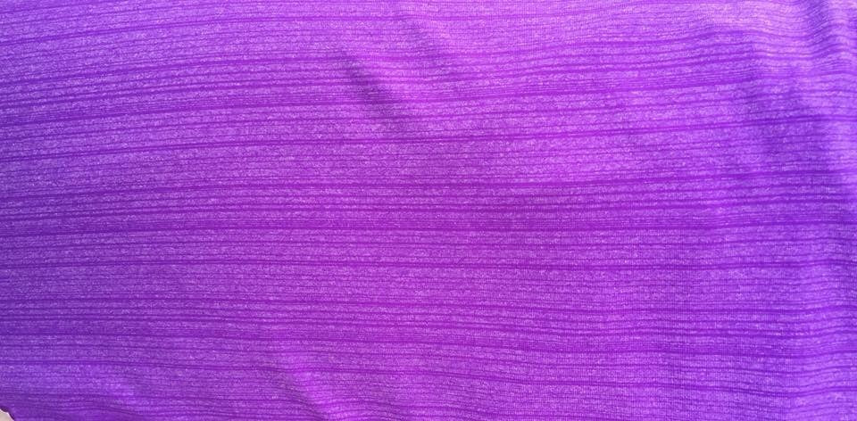 Beyond Yoga Ultra Violet Space Dye knit (very limited qty)