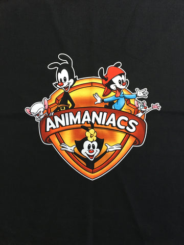 "Animaniacs small black panel approx 16""x19"""