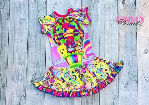Frankly Adorable dress by Urban Threadz