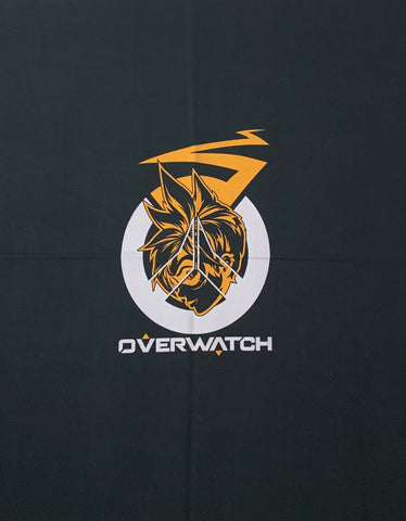 "Overwatch Face Symbol custom CL panel approx 18""x21"""