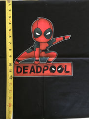 "PG dead custom knit  panel approx 15""x18"