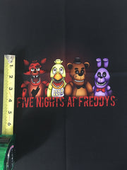 "Freddy custom knit panel approx 16""x19"""