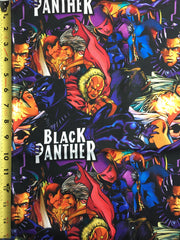 Black Panther custom WOVEN