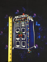 Rock Around the Dalek Deck The Tardis FH size PNL