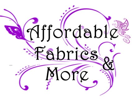 Affordable Fabrics and More