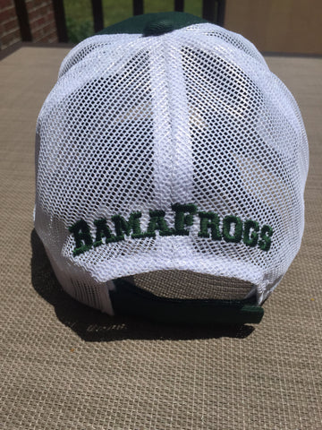 dark green bama frogs hat, Soft Baits
