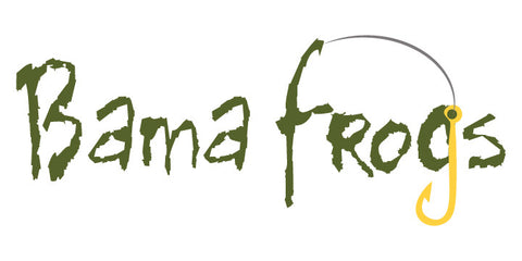 products – bama frogs, Soft Baits