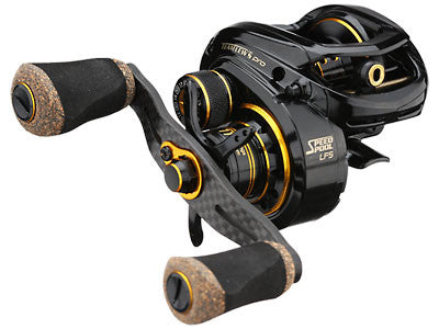 Lew's Team Pro Magnesium Speed Spool ACB Reel