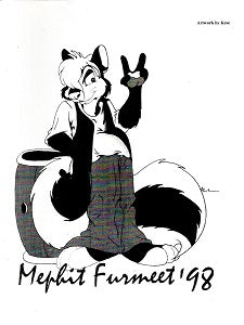 1998 MEPHIT FURMEET Convention Program Book (1)