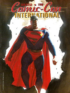 1998 COMIC-CON INTERNATIONAL: San Diego Convention Book (1)
