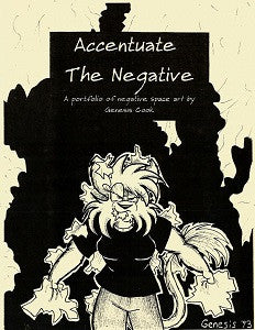 ACCENTUATE THE NEGATIVE Portfolio (1994) (Genesis Cook) (1)