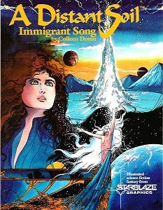 A DISTANT SOIL: IMMIGRANT SONG (1987) (Colleen Doran) (1)