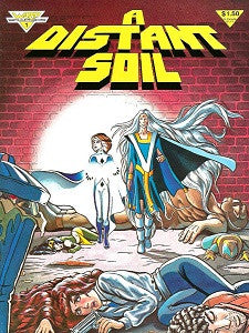 A DISTANT SOIL Vol. 1 #1 (1983) (Richard Pini & Colleen Doran) (1)