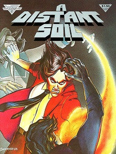 A DISTANT SOIL Vol. 1 #2 (1984) (Colleen Doran) (1)