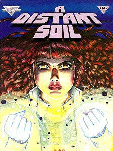 A DISTANT SOIL Vol. 1 #4 (1984) (Richard Pini & Colleen Doran) (1)