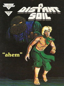 A DISTANT SOIL Vol. 1 #5 (1985) (Colleen Doran) (1)
