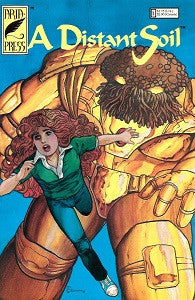 A DISTANT SOIL Vol. 2 #1 (1991) (Coleen Doran) (1)