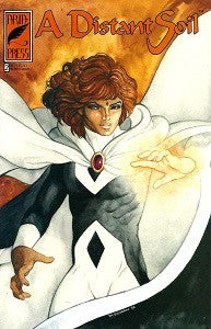 A DISTANT SOIL Vol. 2 #2 (1992) (Coleen Doran) (1)