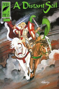 A DISTANT SOIL Vol. 2 #6 (1993) (Coleen Doran) (1)