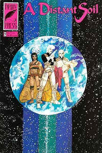 A DISTANT SOIL Vol. 2 #7 (1994) (Coleen Doran) (1)