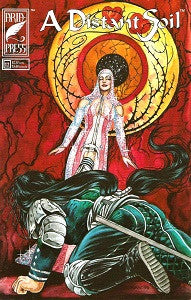 A DISTANT SOIL. Vol. 2 #12 (1995) (Coleen Doran) (1)