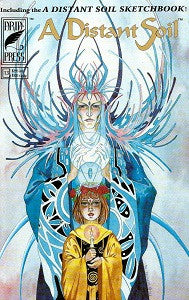 A DISTANT SOIL. Vol. 2 #13 (1996) (Coleen Doran) (1)