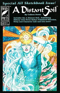 A DISTANT SOIL. Vol. 2 #14 (1994) (Coleen Doran) (1)
