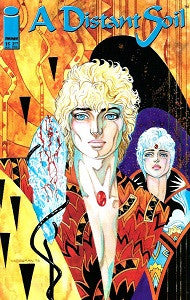 A DISTANT SOIL. Vol. 2 #15 (1996) (Coleen Doran) (1)