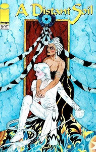 A DISTANT SOIL. Vol. 2 #16 (1996) (Coleen Doran) (1)
